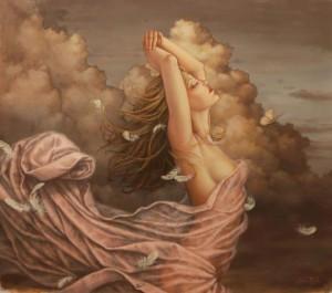 heavenly-goddess
